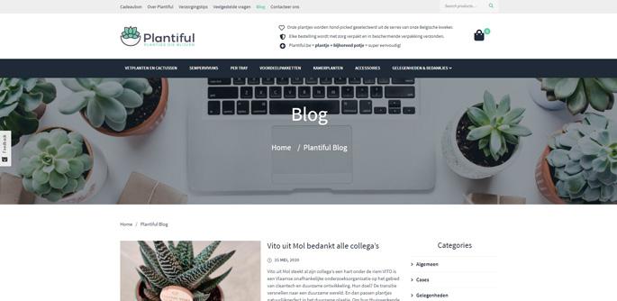 plantiful blog